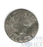 3 крейцера, серебро, 1689 г., Австрия, Леопольд I