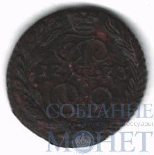 полушка, 1773 г., ЕМ, Биткин-R2, Ильин-5 р., Петров-8 р., Узденников-(-)
