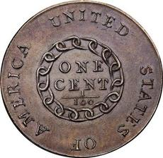 Редкая монета 1793 года продана за 2,35 миллиона долларов